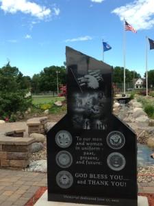 Westbrook Veteran's Memorial 5