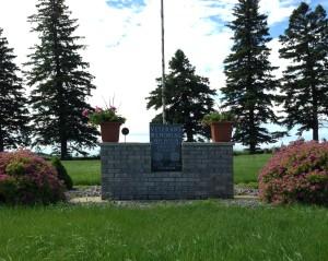 Rose Hill Cemetery Veteran's Memorial 2